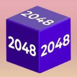 Chain Cube 2048 3D