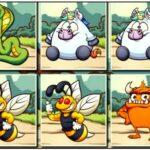 Animals Memo Match