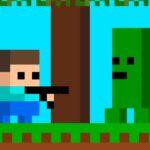 Minescraft Steve Adventures