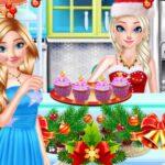 Sister Princess Christmas Cupcake Maker